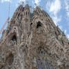 Sagrada Familia deslizante