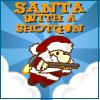De Santa w / a Shotgun