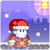 Santaman and His Iced Muffins