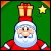 Regalos hinchables de Santa Claus