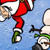 Caída de Papá Noel