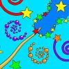 Escuela de Magia: Magia Hechizo para colorear