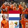 Selection of Netherlands, Group E, South Africa 2010 Puzzle