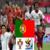 Selection of Portugal, Group G, South Africa 2010 Puzzle