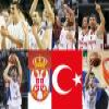 Serbia – Turkey,  Semi-finals, 2010 Fiba World Turkey puzzle