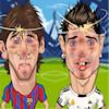 Slapthon Ronaldo vs Messi