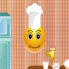 Smiley Panna Cotta de cocina juego