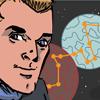 Cadete del espacio tirador