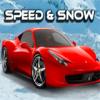 La velocidad y la nieve
