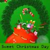 Día de Navidad dulce