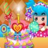 Dulce Lollipop Cake