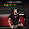 niñas de la calle tatto