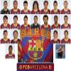 Team Of Fc Barcelona 2010-11 Puzzle