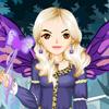 El Fantasy Bosque Fairy Dress Up