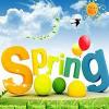 El primer día de la primavera