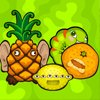 La invasión de la fruta mutantes