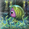 Toto en la lluvia
