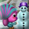 Muñeco de nieve de Toto
