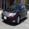 Toyota Avalon deslizante