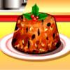Traditional Christmas Pudding