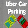 Aparcamiento Uber increíble coche