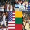 United States – Lithuania, Semi-finals, 2010 Fiba World Turkey Puzzle