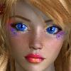 Urban Makeup 3D girl