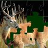 Velvet Whitetail Buck Jigsaw
