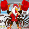 Weight Lifting Rooster
