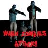 Cuando ataque de los zombis