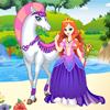 White Horse Princesa