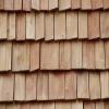 Tejas de madera deslizante
