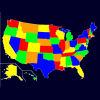 Sopa de letras: US States