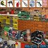 Herramientas Taller Sala de objetos ocultos