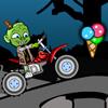 Zombie bebé del motorista