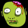 Zombie deslizante