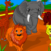 Zoo Coloring Game