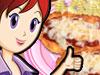 Pollo parmesano: Sara de la clase de cocina