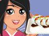 Dragón Sushi Roll