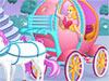 Princesa Carriage Decoración