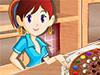Cocina con Sara: Pizza de chocolate