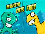 Monstruo come alimentos